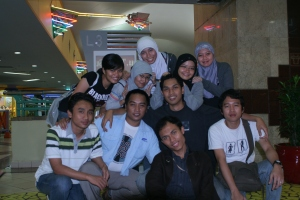 we're happy family ^^