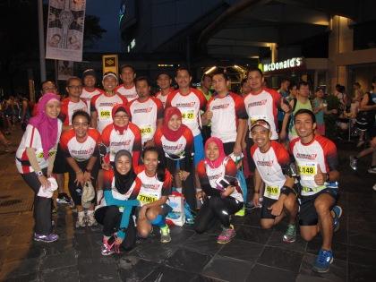 Para runners