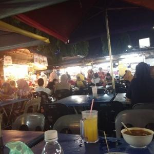Dinner like Penang People