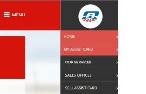 Akses menu My Assist Card