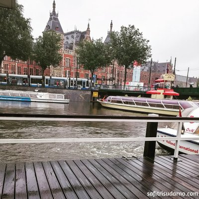 Canal Cruise in Amsterdam