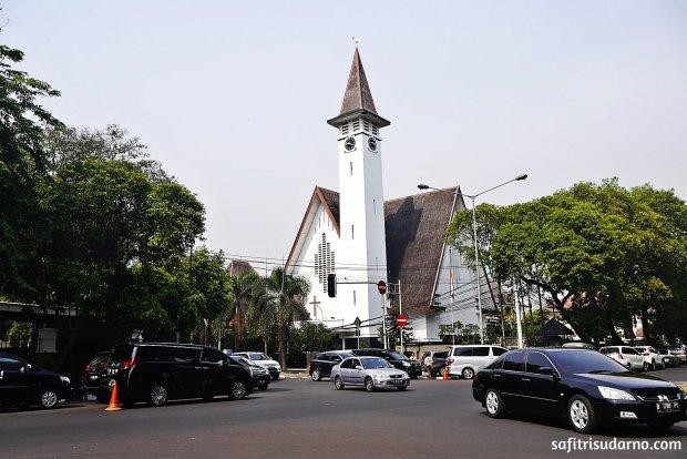 Gereja Paulus Menteng