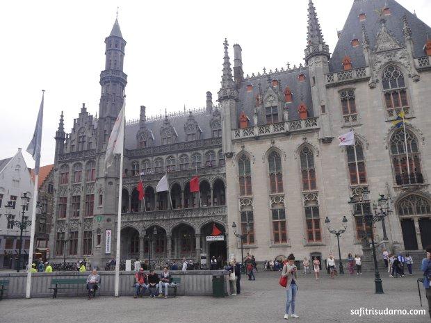 Historium Building Bruges