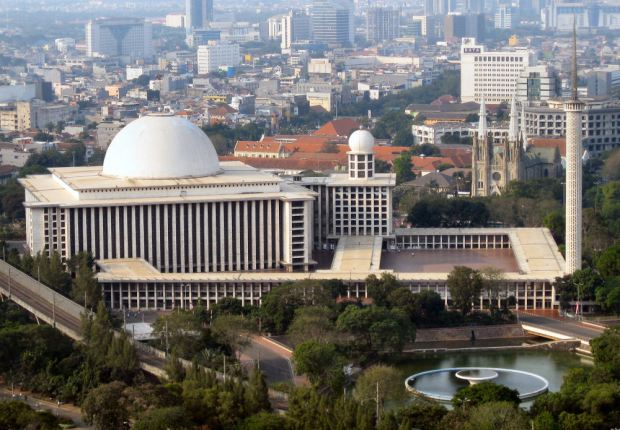 Istiqlal Mosque Jakarta