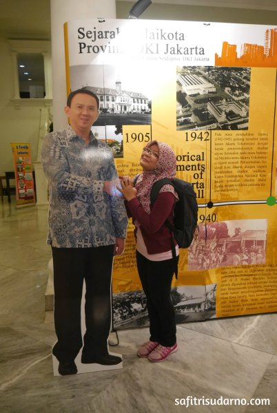 Meet Ahok The Governor