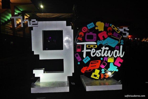 Photo Spot The 90s Festival