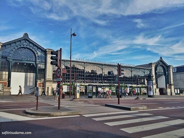 Rive Gauche station