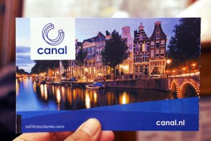 canal cruise amsterdam