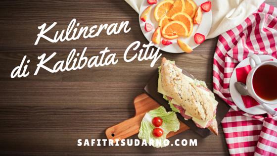 kuliner kalibata city