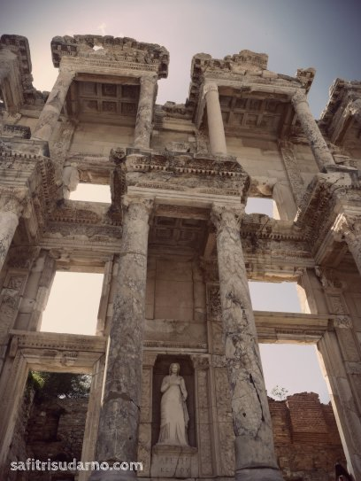 Library of Celsus - Ephesus